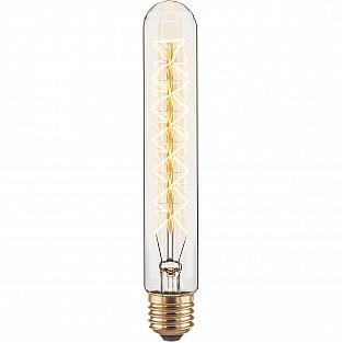 Ретро лампа Эдисона T32 60W