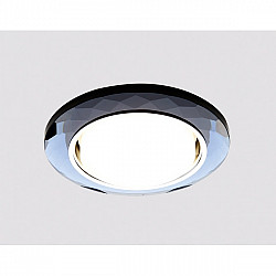 Точечный светильник Gx53 Классика G8077 BK