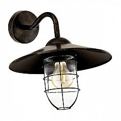 Настенный фонарь уличный Melgoa 94863