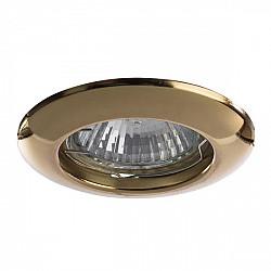 Точечный светильник Praktisch A1203PL-1GO