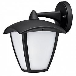 Настенный фонарь уличный Savanna A2209AL-1BK