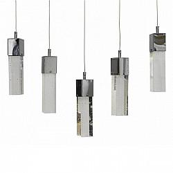 Подвесной светильник Аква 08510-5AS(4000К)