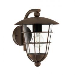 Настенный фонарь уличный Pulfero 1 94855