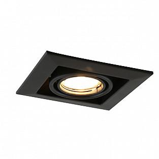 Точечный светильник Cardani Piccolo A5941PL-1BK