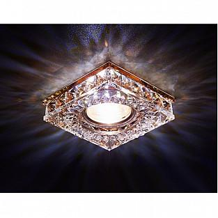 Точечный светильник Декоративные Кристалл Led+mr16 S251 BR