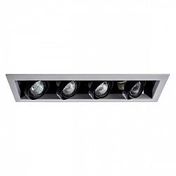 Точечный светильник Cardani Piccolo A5941PL-4WH