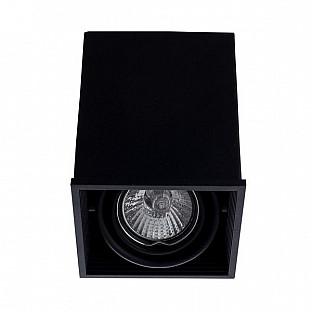 Точечный светильник Cardani Piccolo A5942PL-1BK