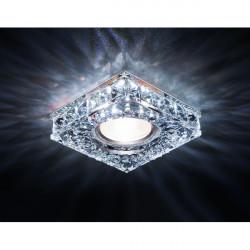 Точечный светильник Декоративные Кристалл Led+mr16 S251 CH