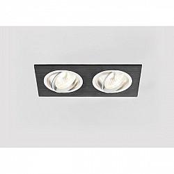 Точечный светильник A601 A601/2 BK