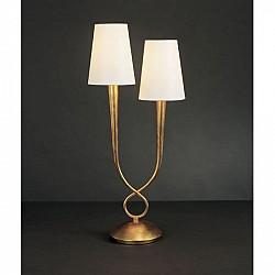 Интерьерная настольная лампа Paola 3546