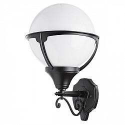 Настенный фонарь уличный Monaco A1491AL-1BK