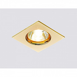 Точечный светильник Литье Штамповка 866A GD