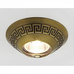 Точечный светильник Дизайн D1158 SB