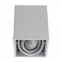 Точечный светильник Cardani Piccolo A5942PL-1WH