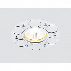 Точечный светильник Алюминий С Узором A808 W