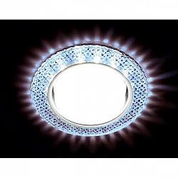 Точечный светильник Gx53 Led G296 CL/CLD