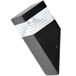 Настенный светильник уличный Shalby A2218AL-1BK