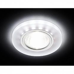 Точечный светильник Декоративные Led+mr16 S214 WH/CH/WH