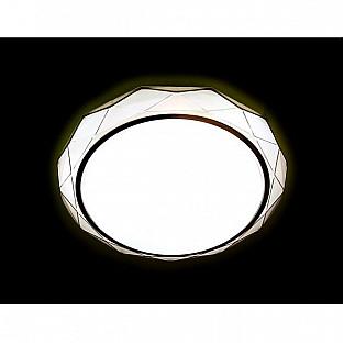 Потолочный светильник Orbital Fly Simple F401 WH 6W D200