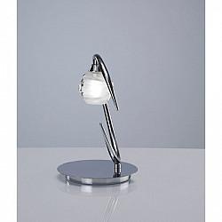 Интерьерная настольная лампа Loop 1807