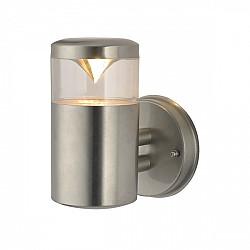 Настенный светильник уличный Intrigo A8161AL-1SS