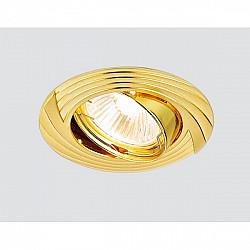 Точечный светильник 710 722 GD