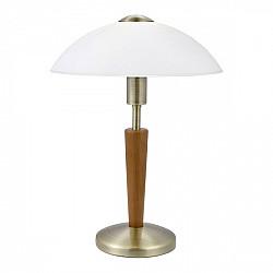 Интерьерная настольная лампа Solo 1 87256