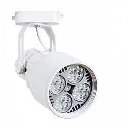 Трековый светильник Lyra A6252PL-1WH