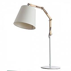 Интерьерная настольная лампа Pinocchio A5700LT-1WH