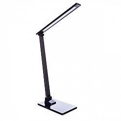Офисная настольная лампа Spillo A1116LT-1BK