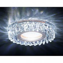 Точечный светильник Декоративные Кристалл Led+mr16 S255 CH