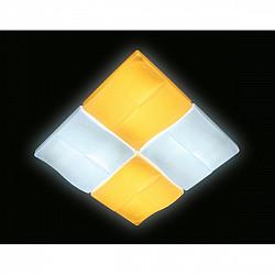 Потолочный светильник Parus FP2382 WH 128W D500*500