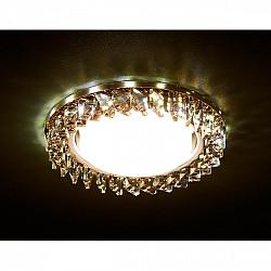 Точечный светильник Gx53+led G255 BR
