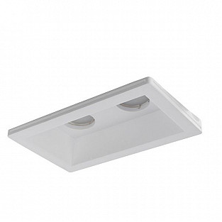 Точечный светильник Invisible A9214PL-2WH