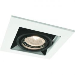 Точечный светильник Cardani Piccolo A5941PL-1WH