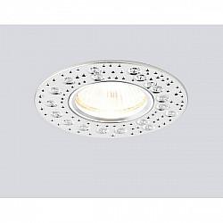 Точечный светильник Алюминий С Узором A801 AL