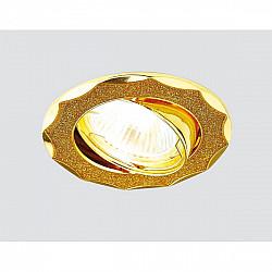 Точечный светильник 611/612 612A GD/GD