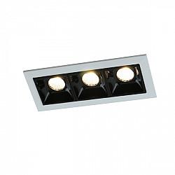 Точечный светильник Grill A3153PL-3BK
