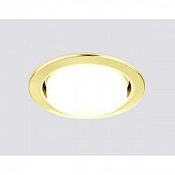 Точечный светильник Gx53 Классика G101 GD
