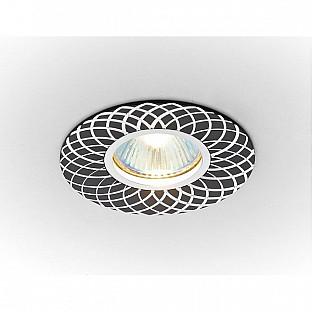 Точечный светильник Классика II A815 BK/AL