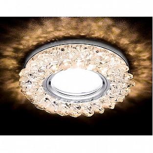 Точечный светильник Led S701 CL/CH/WW
