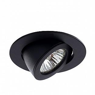 Точечный светильник Accento A4009PL-1BK