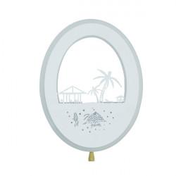 Настенный светильник Пальма 074110,26