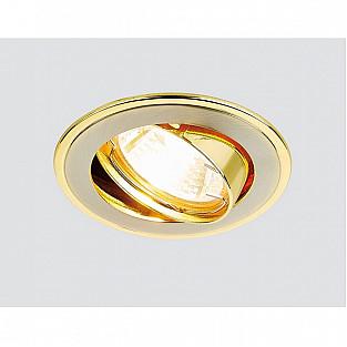 Точечный светильник 104A 104A SN/G