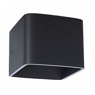 Настенный светильник Scatola A1423AP-1BK