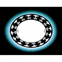 Точечный светильник Gx53 Led G433 WH/CLD