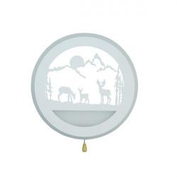 Настенный светильник Пейзаж 074110,23