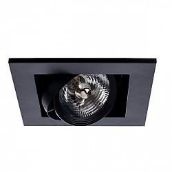Точечный светильник Cardani Medio A5930PL-1BK