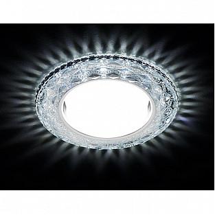 Точечный светильник Gx53+led G288 CH