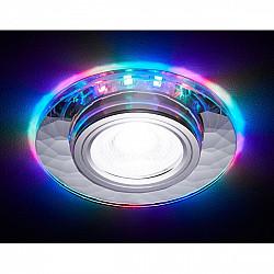 Точечный светильник Декоративные Led+mr16 S211 CH/RG